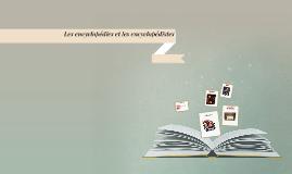 Les encyclopédies et les encyclopédistes