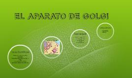El aparato de Golgi