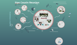 Sipe Cousin Reunion - May 2016