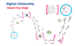 Copy of Digital Citizenship- Watch Your Step