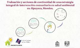 Proyecto CASITA- Alpuyeca