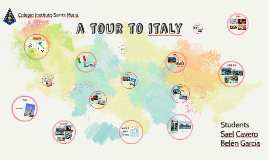 Copy of a tour to italy