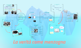 Copy of La verità come menzogna