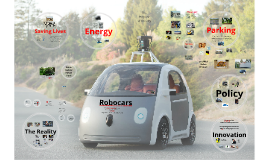 Robocars and Cities