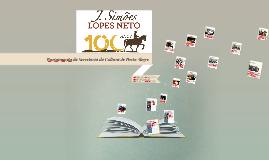 2016 SIMÕES LOPES NETO 100 anos