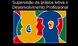 Supervissão pedagógica da prática letiva