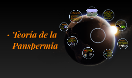 Copy of Teoría de la Panspermia