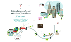 Copy of National Breast Cancer early detection program