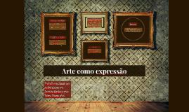 Arte como expressão