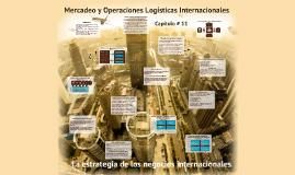 Semana 9 la estrategia de los negocios internacionales cap 11