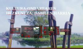 Copy of ZER DA KULTURA-ONDAREA