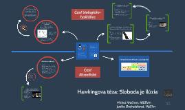 Hawkingova téza