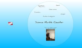 Science Roller Coaster