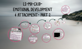 LS-MH-CH.10-EMOTIONAL DEVELOPMENT & ATTACHMENT- PART 2
