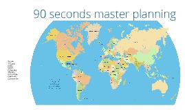 Master Planning Presentations