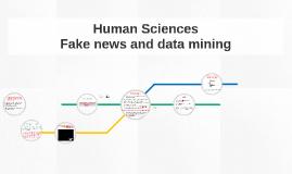 Fake news and data mining