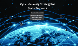 Cyber Security Social Networks