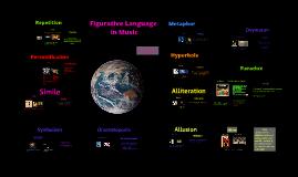 Figurative Language Music Examples