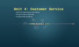 P1:Info and Advice. Customer Service