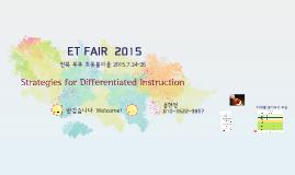 2015 ET FAIR