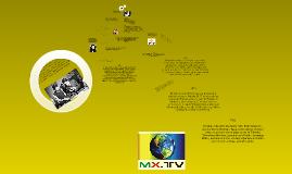 Copy of Historia de la televisión en México 2