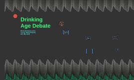 Drinking Age Debate