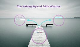 an analysis of edith whartons writing style Summer has 9,015 ratings and 771  i am so in love with the writing of edith  but the former is on a different scale with all the other edith whartons and you.