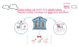Chính sách lãi suất của NHTW Canada