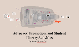 Advocacy, Promotion, and Student Library Activities