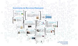 Copy of INVENTARIO DE RECURSOS HUMANOS