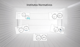 Institutos Normativos