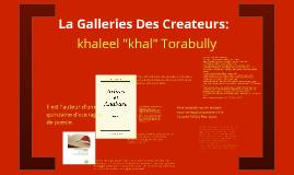 La  Gallerie Des Createur