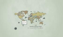 World Languages Department Options