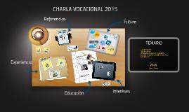 Charla Vocacional UPC - Coaching para Equipos