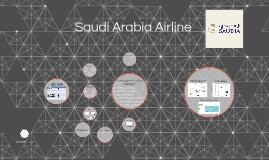 Saudi Arabia Airline