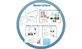 Copy of Materiallära