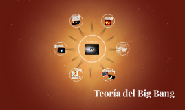 Teoría del Big Bang
