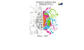 Passagem EM 2016 - 2017 NOVO ENSINO MÉDIO
