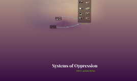 Copy of Systems of Oppression