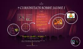 "JAUME I ""EL CONQUERIDOR"""
