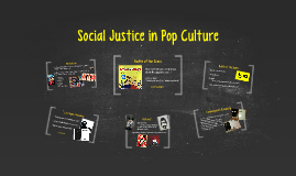 Copy of Social Justice in Pop Culture