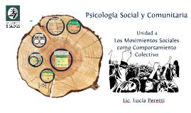 Movimientos Sociales como Comportamiento Colectivo