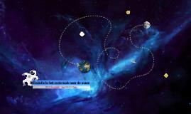 Evolutie in het onderzoek naar de maan