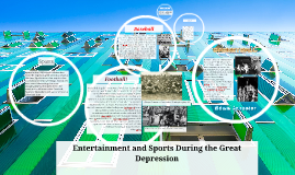 Leisurly great depression sports