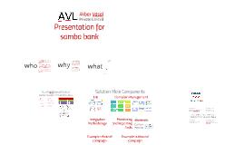 AVL_SAMBA Bank Presentation