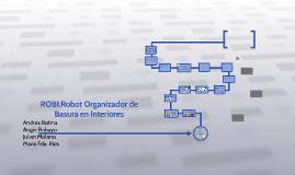 Copy of ROBI: recolector de objetos y basura en interiores