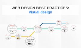WEB DESIGN BEST PRACTICES: