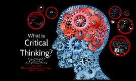 Critical Thinking Skills - Versal version