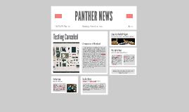 PANTHER NEWS