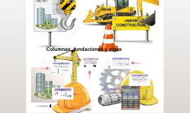 Copy of Columnas, fundaciones y vigas